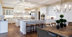 2012 Parade of Homes - Tamarack - Traditional - Kitchen - portland - by HAYES CABINETS INC