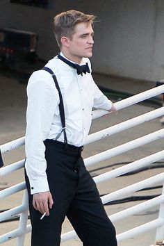 BTS from Water for Elephants
