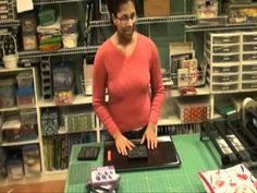 How to Adapt Sizzix Dies for use in the AccuQuilt Studio or AccuCut Gran...