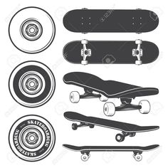 Find skateboard stock images in HD and millions of other royalty-free stock photos, illustrations and vectors in the Shutterstock collection. Thousands of new, high-quality pictures added every day. Skateboard Images, Skateboard Tattoo, Skate Tattoo, Skateboard Party, Skateboard Wheels, Skate Wheels, Skateboard Design, Art Patin, Wheel Tattoo