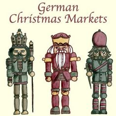 Travel idea includes German Christmas Markets from Chicago Travel Expert. View weekly travel tips at www.SeniorSpotChicago.com