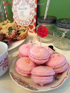 Diy Food, Treats, Cake, Desserts, Alice In Wonderland Party, Food Food, Sweet Like Candy, Tailgate Desserts, Goodies