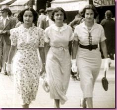 middle class clothing 1930's - Google Search