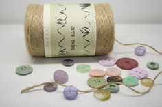 Spool of Jute Twine - Wedding in a Teacup