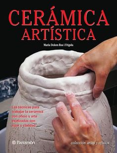 Arts & Crafts - Artistic Pottery  A Colorful, Technique-Filled Overview of Ceramics Maria Dolors Ros i Frigola combines a wealth of ceramic methods and information about commonly used materials for both novice and experienced potters. Six sophisticated projects and many inspirational photos of contemporary pieces provide further inspiration and artistic direction.