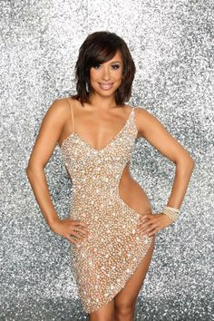 Cheryl Burke -  Hair is stunning!