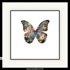 Borboleta, flores, cores, borboletas
