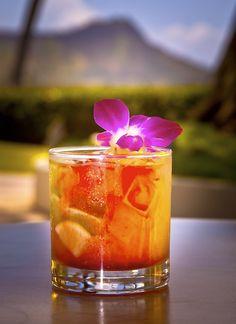 Cachaca Samba Cocktail  (11/2 ounce Cachaca  1/2 ounce Cedilla Acai Berry Liqueur  3 lime wedges cut in halves  1/2 ounce fresh lime juice  1 ounce rock candy syrup)