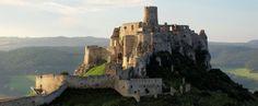 Spišský hrad, 12.stor. Slovakia (Slovensko)