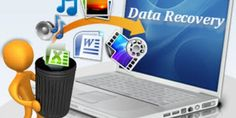 How to restore deleted files or folders from the computer.