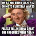 20 Funniest Images of the Star Wars/Disney Merger