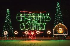 xmas in the country