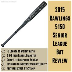 The Rawlings 5150 Senior League Bat – Does It Live Up to the Hype?