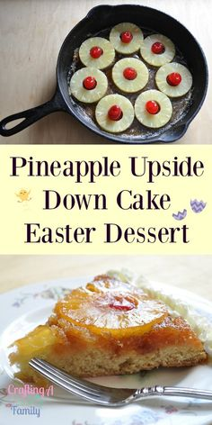 Easter Menu Pineappl
