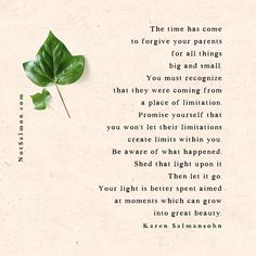 More #forgiveness #quotes at my site NotSalmon.com Spiritual Coach, Worth Quotes, Forgiveness Quotes, What I Need, Forgiving Yourself, Healthier You, Live Long, You Must, Personal Development