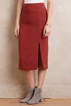 Elly Column Skirt
