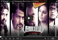 Kallappadam Official Trailer. http://www.123cinemanews.com/video-details.php?mc=Trailers&id=1425