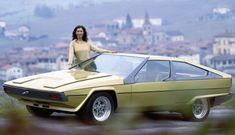 Bertone Jaguar Ascot 1977