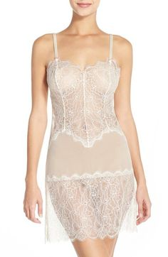 b.tempt'd by Wacoal 'b.sultry' Chemise available at #Nordstrom
