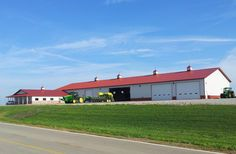 Washington, IA, Farm Shop, Eastern Iowa Building Inc., Lester Buildings