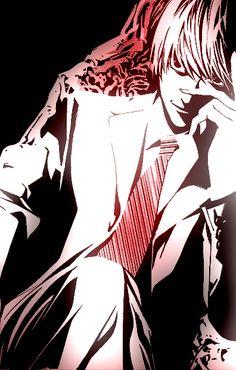 Yagami Light, Deathnote