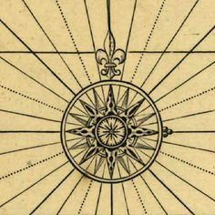 compass Rose. 6097