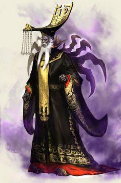 Xianbei mage?