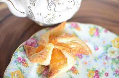 Apricot Pastry with