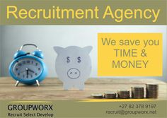 Groupworx is a people and business management consulting firm specialising in recruitment, selection, and development. Small Company, Recruitment Agencies, Consulting Firms, Business Management, Save Yourself, The Help, Challenges, Handle, Money