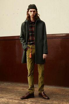 A.P.C. Fall 16. menswear mnswr mens style mens fashion fashion style apc campaign lookbook