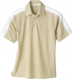 Promotional Products Ideas That Work: MEN'S EPERFORMANCE PIQUE COLOR-BLOCK POLO. Get yours at www.luscangroup.com