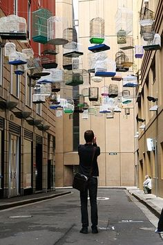 rebel:art - Laneways By George! 2009 - Hidden Networks