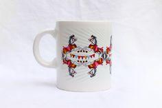 Huemu tazas  - Caballitos, $45 en http://ofeliafeliz.com.ar