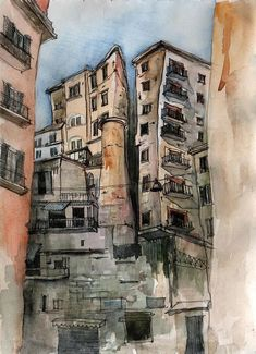 Naples Italy Architecture architectural sketch sketch #italyarchitecture