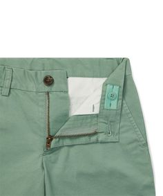 6239f7937 Polo Ralph Lauren Faded Mint Flat-Front Chino Shorts - Toddler