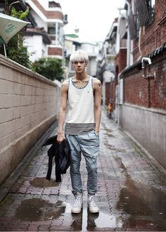 EXO Sehun Growl Concept Photo