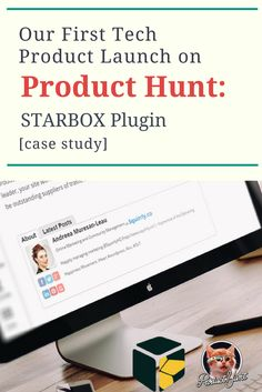 Our First Tech Product Launch on Product Hunt: STARBOX Plugin