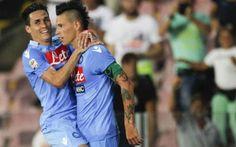 Napoli-Bologna 3-0: La videosintesi ed il tabellino del match #napoli #bologna #tabellino #video