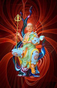 Buddha Buddhism, Buddha Art, Theravada Buddhism, Om Mani Padme Hum, Buddhist Quotes, Guanyin, Gods And Goddesses, Japanese Art, Asian Art