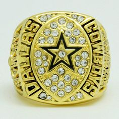 Dallas Cowboys Championship Ring