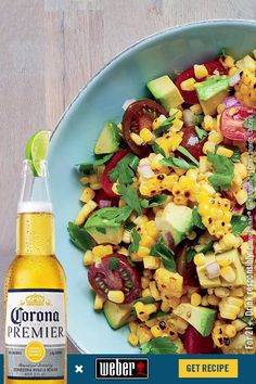 Healthy Salad Recipes, Vegetable Recipes, Vegetarian Recipes, Cooking Recipes, Grilling Recipes, Healthy Tips, Clean Eating, Healthy Eating, Ensalada Cobb