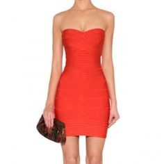 Herve Leger Cayenne bandage dress cheap for sale - free shipping