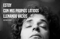 Sad Love Quotes, Great Quotes, Soda Stereo, Rock And Roll, Rock Argentino, Music Pics, Family Values, Film Music Books, E Cards