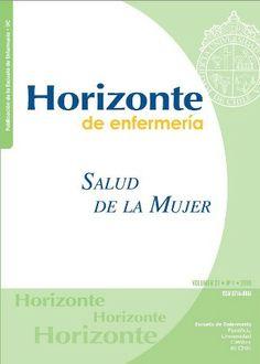 Horizonte de enfermería - Texto impreso: http://kmelot.biblioteca.udc.es/record=b1289294~S1*gag Versión electrónica: http://kmelot.biblioteca.udc.es/record=b1512869~S1*gag