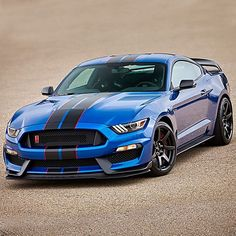 Ford Announced Some Fresh New Colors For The 2017 Gt350 Mustang Here