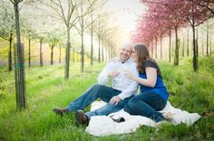 Virginia Winery Engagement Session