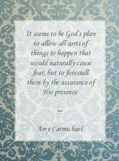 Amy Carmichael Bible Verses Quotes, Encouragement Quotes, Faith Quotes, Me Quotes, Scriptures, Quotes About God, Quotes To Live By, Amy Carmichael, God Is Amazing