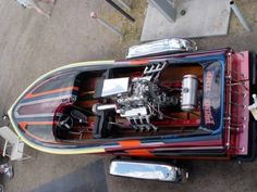 Performance Boats Online - Event Coverage, Photos, Videos, Forums and News Fast Boats, Cool Boats, Flat Bottom Boats, Classic Wooden Boats, Water Toys, Power Boats, Water Crafts, Custom Paint, Jet Boat