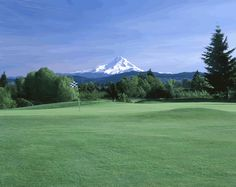 Indian Creek Golf Course, Hood River, OR