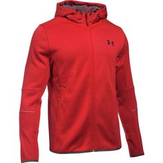 online store dfa3b 0f6c4 Under Armour Storm Swacket Full-Zip Hoodie ( 84) ❤ liked on Polyvore  featuring